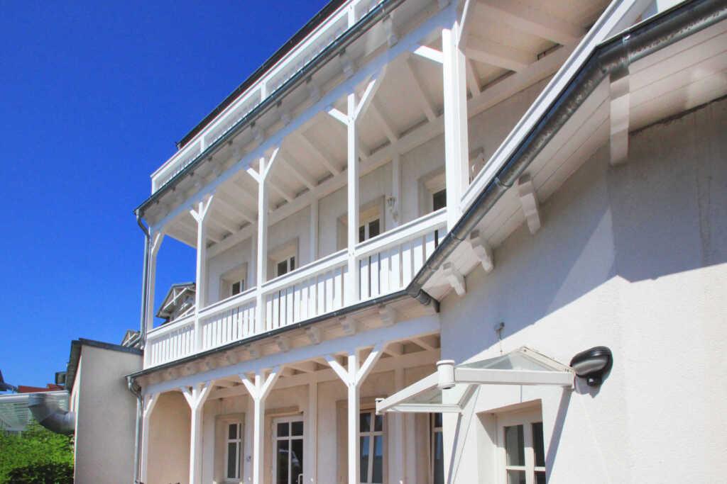 Residenz Strandeck, B 05: 50 m�, 2-Raum, 4 Pers. (