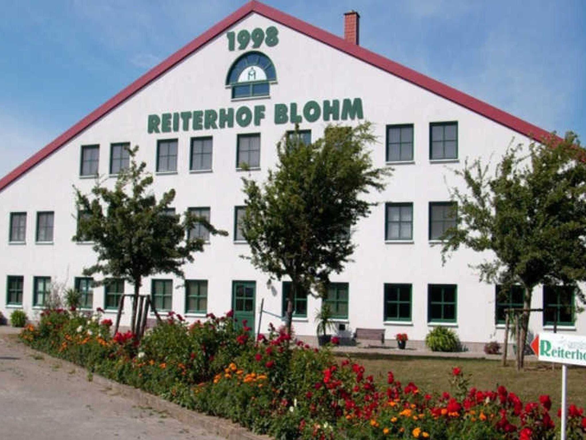 °Reit- und Ferienhof Blohm°, Ferienwohnung im Baue
