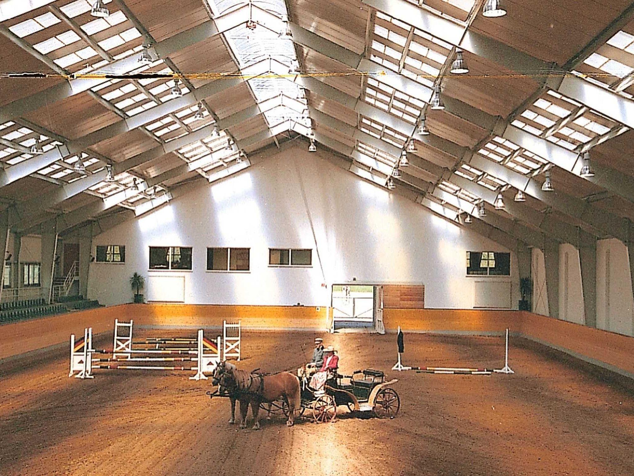 �Reit- und Ferienhof Blohm�, Appartement 48m�