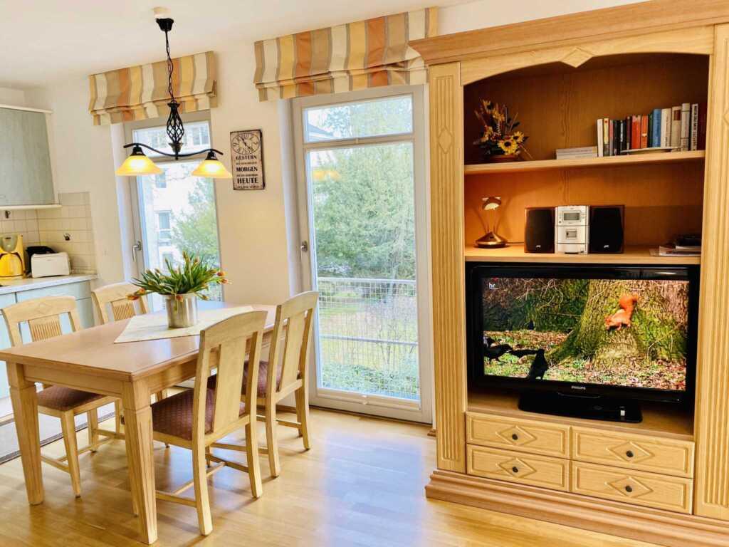 Residenz Bleichr�der, WE 12, Apartmentvermietung S