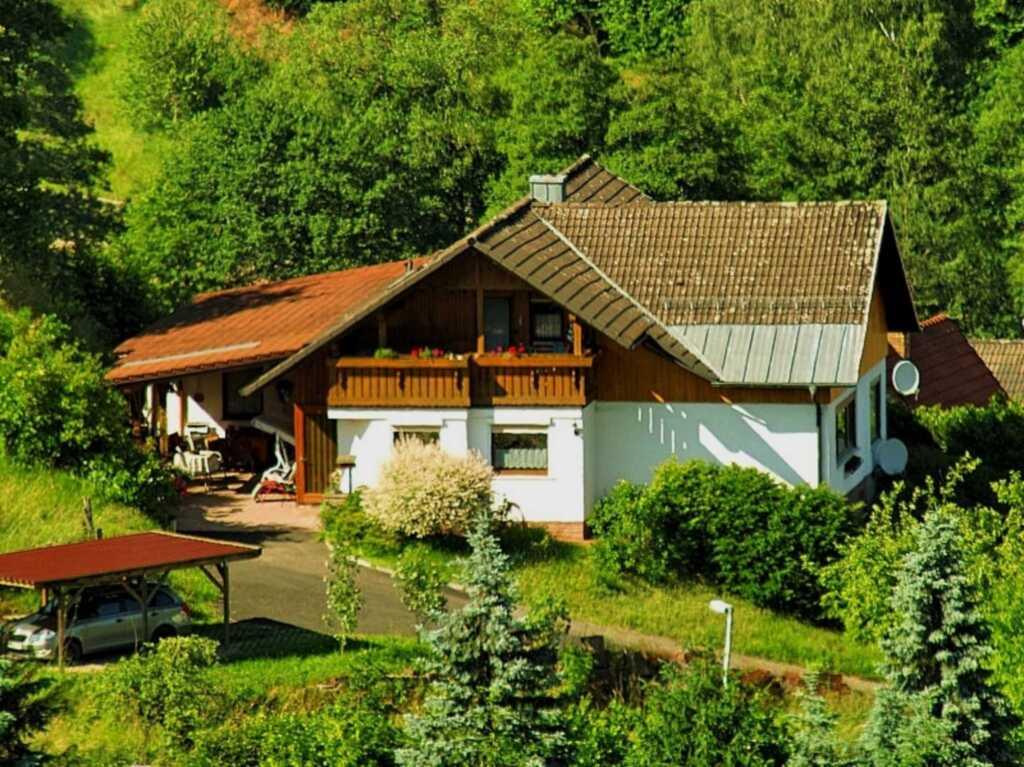 Fewo�s Haus Brigitte in Burgsinn - Fam Jeckel, Fer