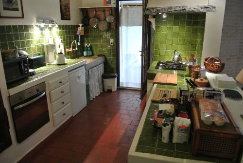 Alte Provencialische Küche...