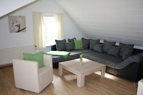 Haus Alte Kiefer Wohnung Nr.3, Wohnen