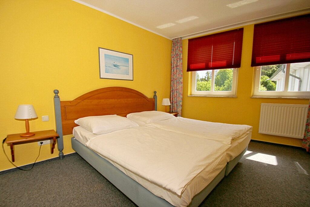 Haus Strandeck, A 15: 65 m², 2-Raum, 4 Pers., Balk