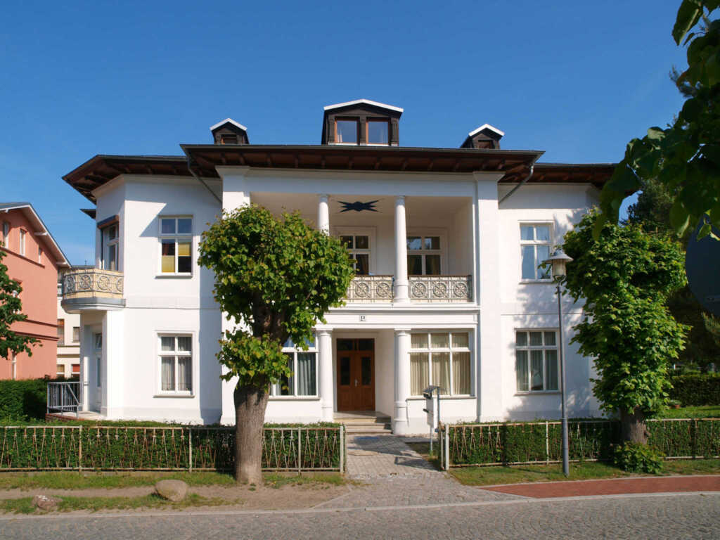 (Brise) Villa Lindenstraße, Lindenstraße 2-Zi-App.