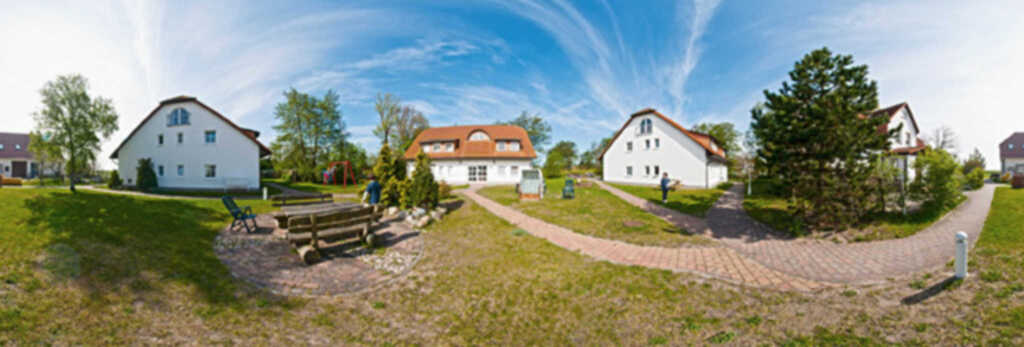 Appartementanlage auf der Insel Hiddensee, Apparte
