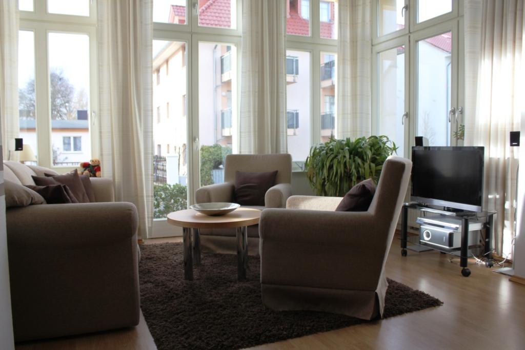 Ferienwohnung Familie Reins in der Villa Quisisana