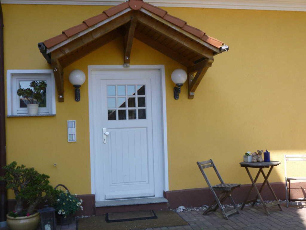 Herrenhaus Poppelvitz, Ferienwohnung 'Schloss-Bibl