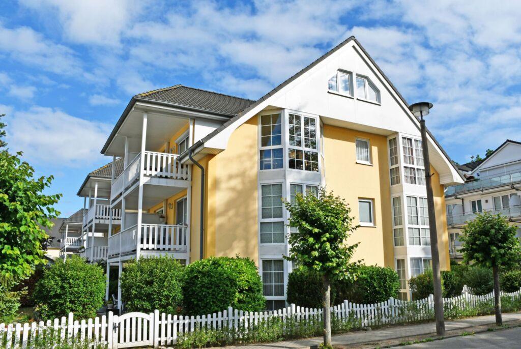 Ferienappartement Haus Sommerwind, Ferienapparteme