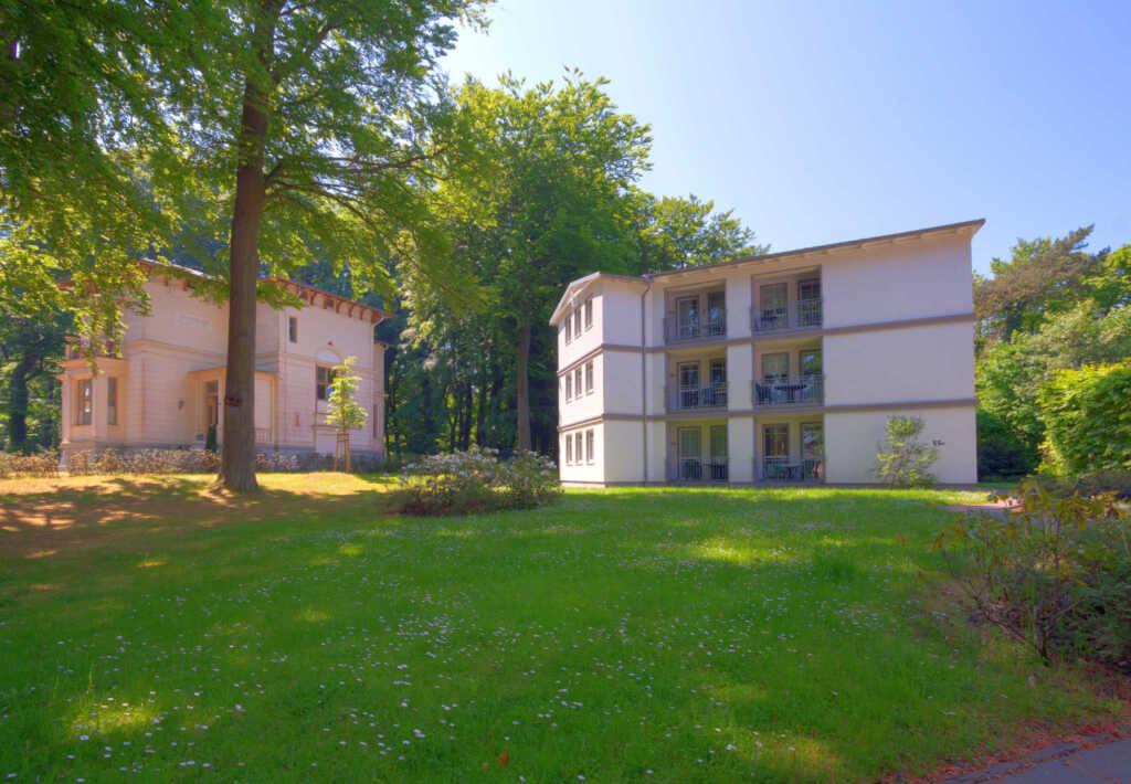 Appartement Am Buchenpark, Heringsdorf - Apparteme