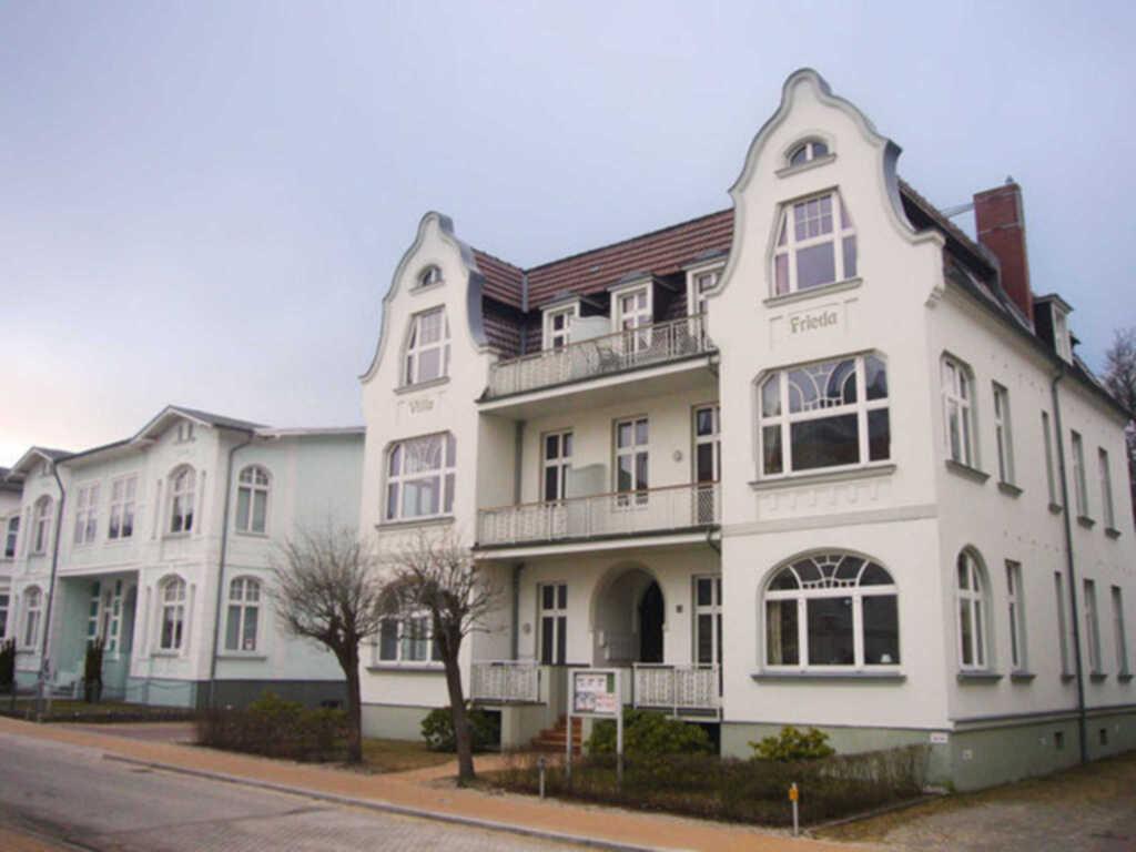 Villa Frieda mit Meerblick, Whg. 11