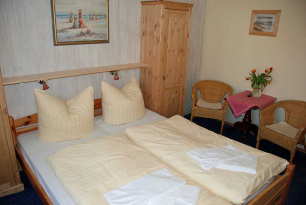 Pension im Seebad Breege, 03 Doppelzimmer
