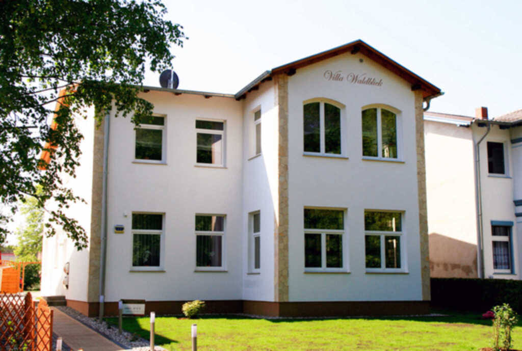 Ferienwohnungen Villa Waldblick - Zempin, Fewo 2 O