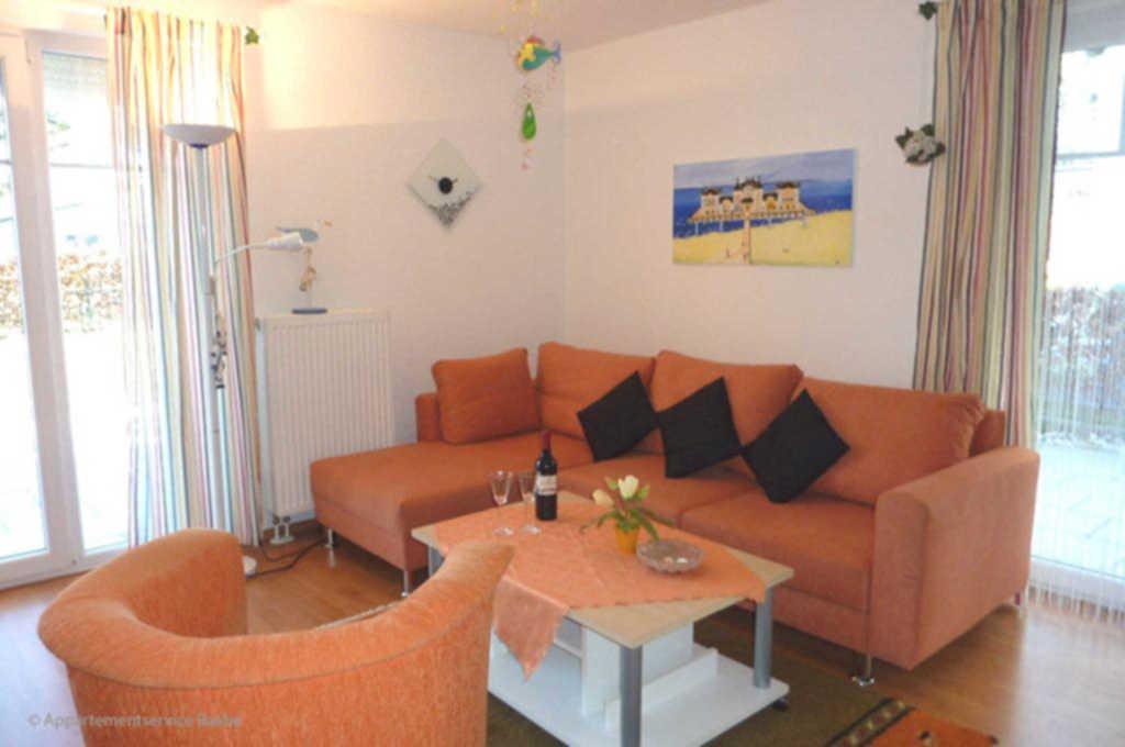 Haus am Meer Nr. 1, Appartement am Kurpark 01 - 06