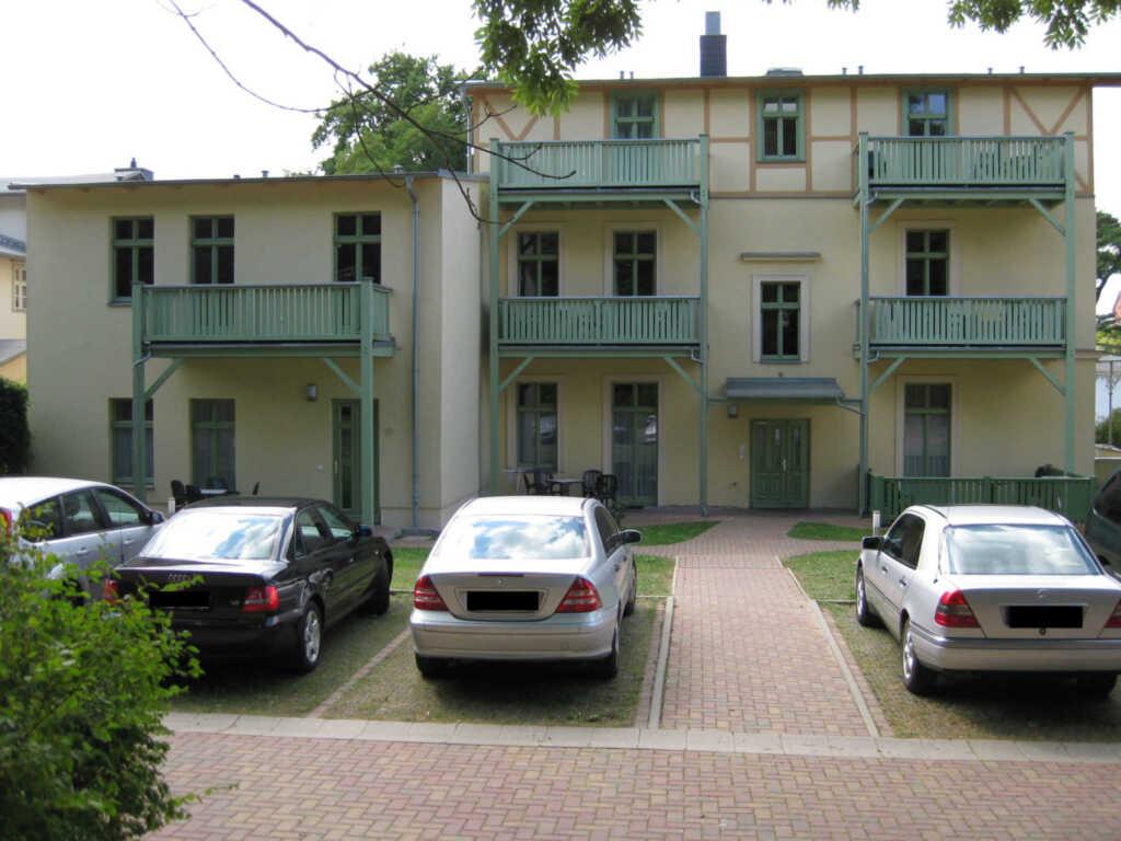 Kaiserhof WG1 mit Kamin, Zinnowitz, Villa Kaiserh