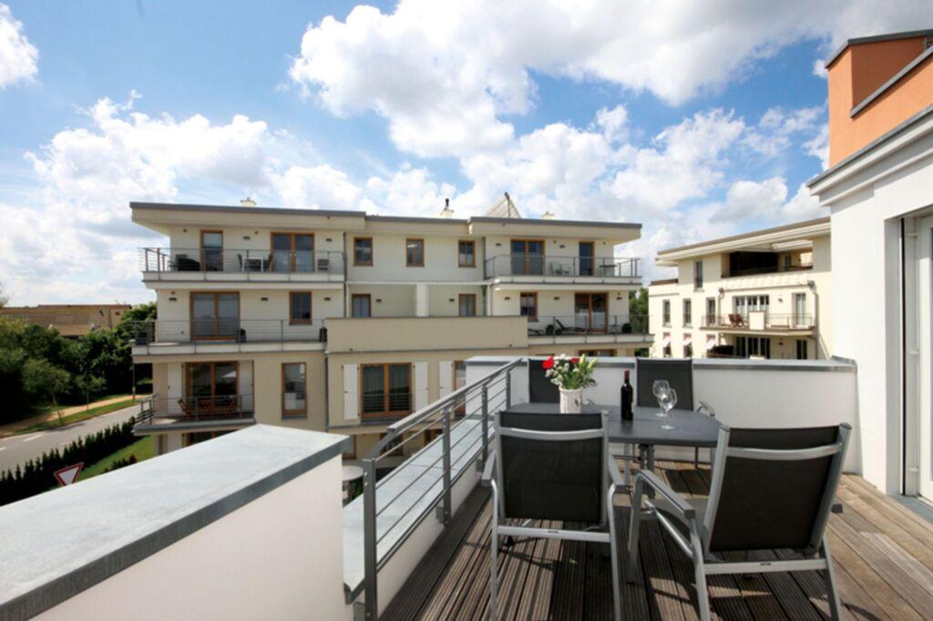 Villa Seeadler WE 18, 3-Zimmer-Wohnung