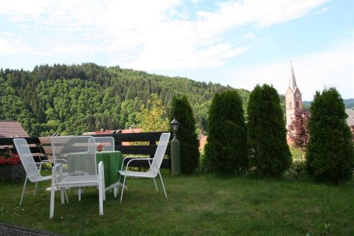 Gartenterrasse Ansicht 1