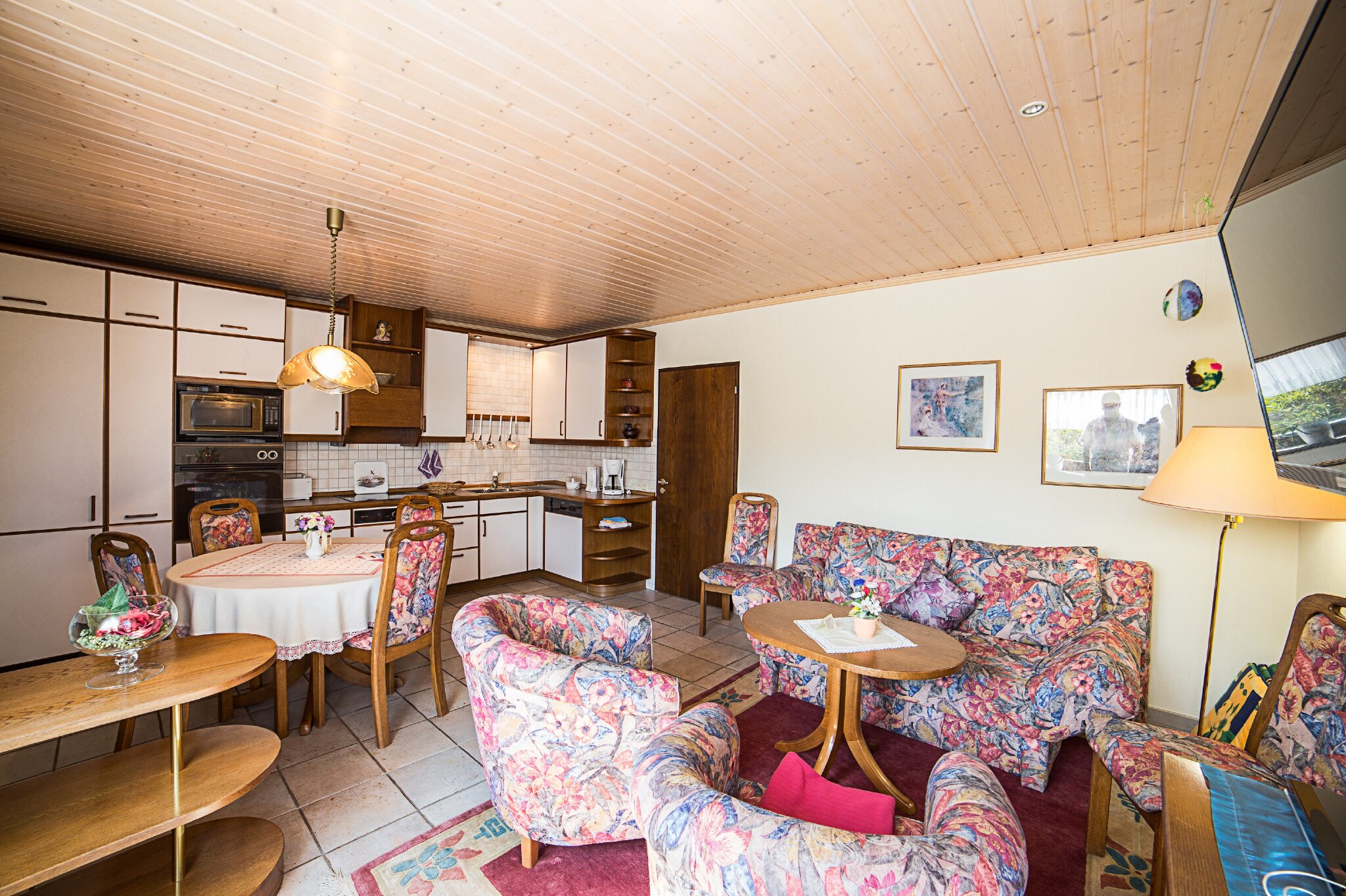 ferienwohnung panorama 2 hotel gasthof freihof in. Black Bedroom Furniture Sets. Home Design Ideas