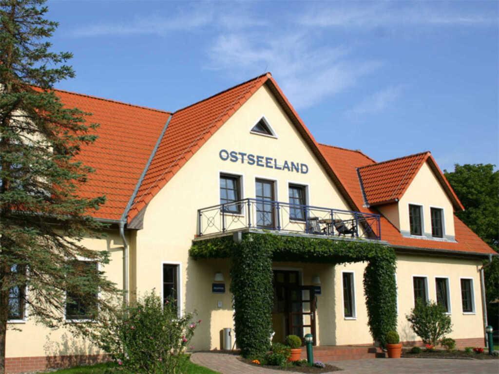 Hotel Ostseeland, Appartement mit Balkon