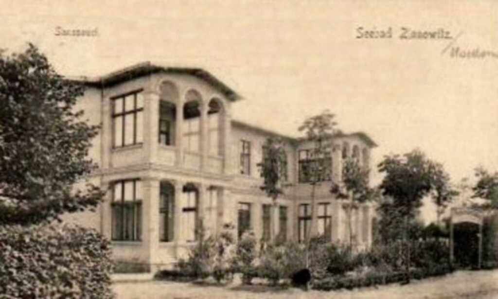 Zinnowitz Residenz Sanssouci, W5SS