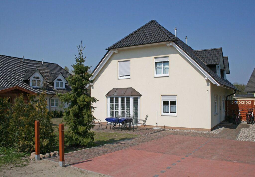 F.01 Haus Inselwind - Doppelhaushälfte - ca. 1000m