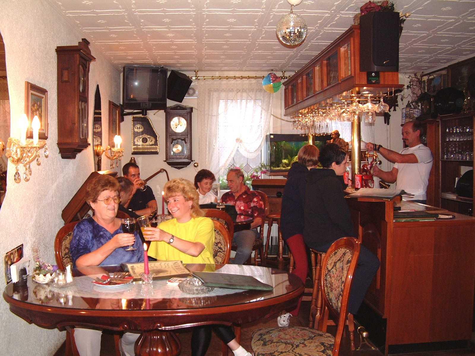 Unser Restaurant im Sp�tbarockstil