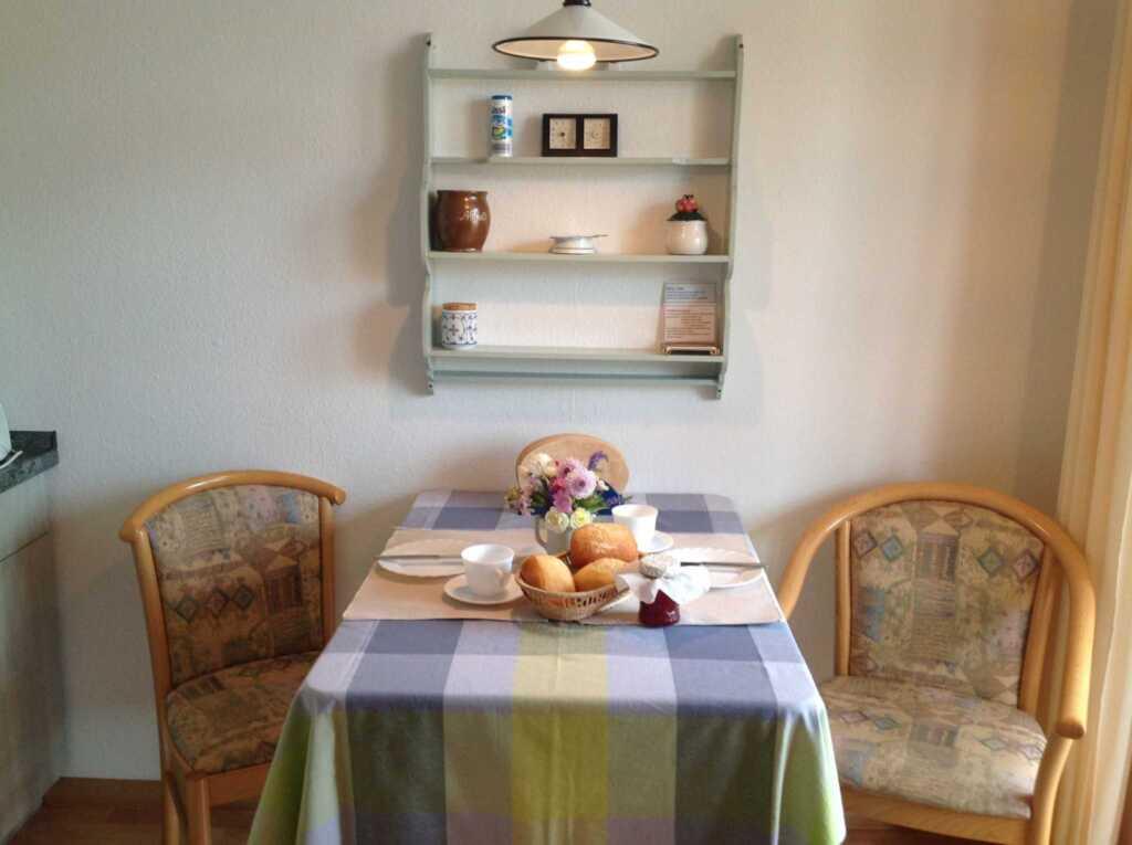 Haus Presse, Apartment 3 (mit Wintergarten)