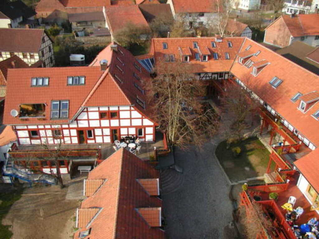 Jugend- und Bildungshaus Tettenborn e. V., Giebel