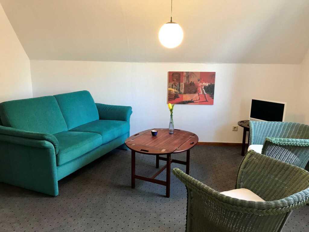 Gästehaus Käte Petersen, 2 Ferienwohnung 45² oben