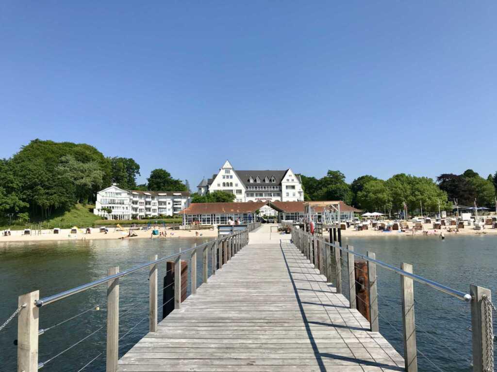 Gästehaus Käte Petersen, 3 Familienwohnung 70m² ob