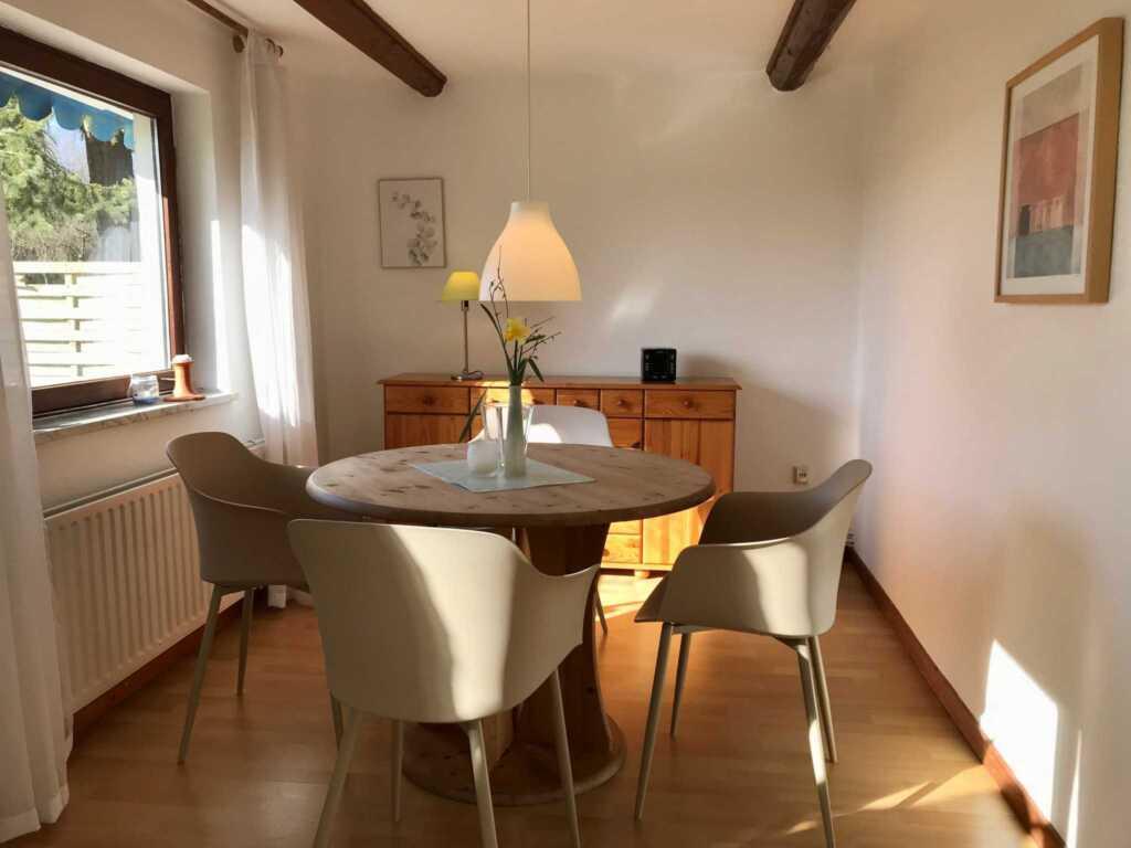 Gästehaus Käte Petersen, 5 Wohnung am Teich 55m²