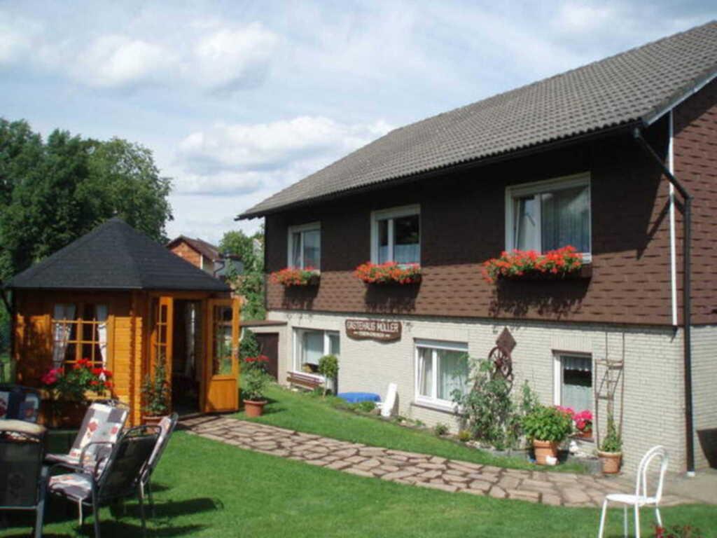 Gästehaus Müller, Ferienwohnung (39 m²)