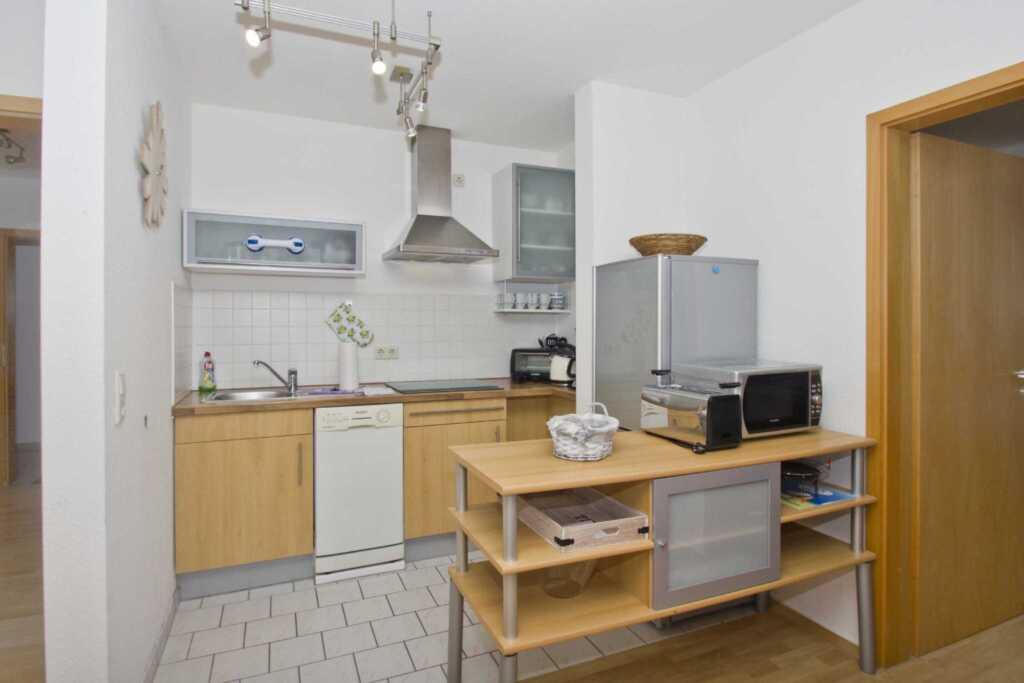 Höftresidenz, E 11: 59 m², 2-Raum, 4 Pers., Terras