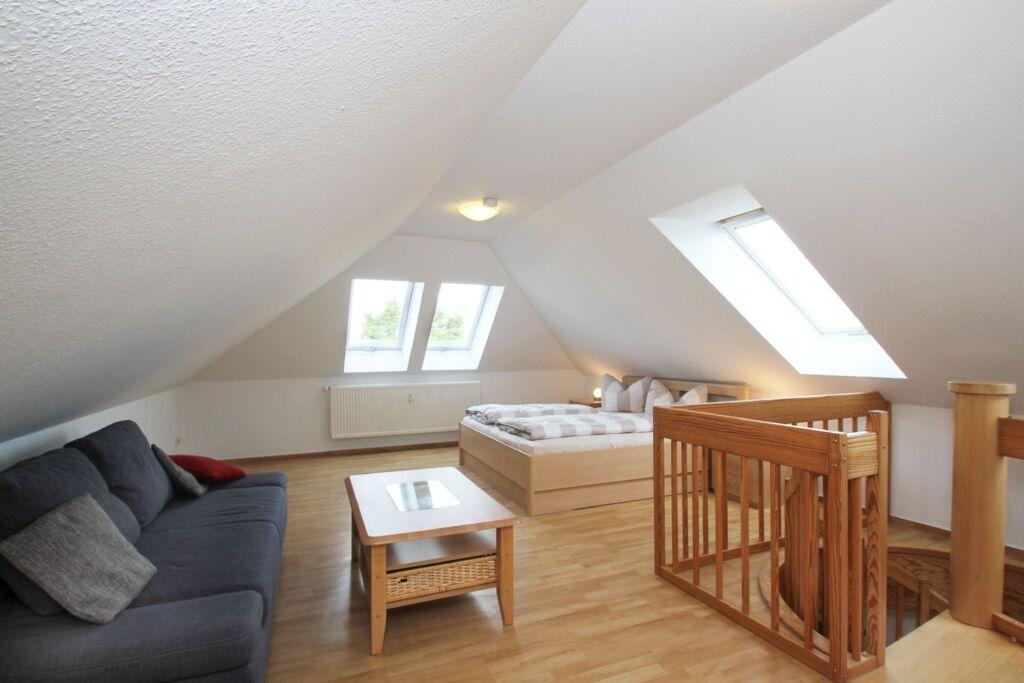 Höftresidenz, G 20: 93 m², 3-Raum, 6 Pers., Balkon
