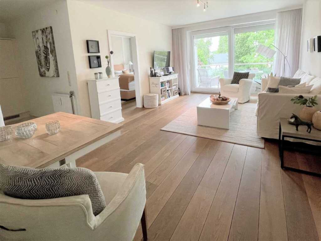 1) Techts Apartmenthaus, I App. Strandperle