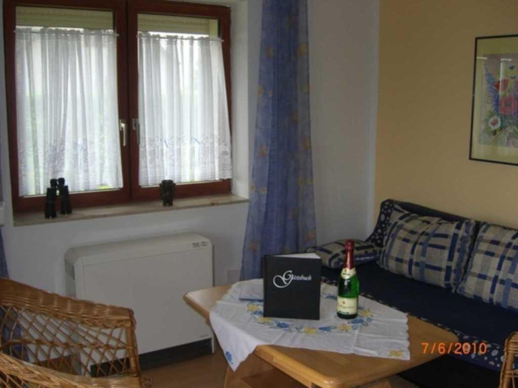 Ferienwohnungen Haffblick, Wohnung EG