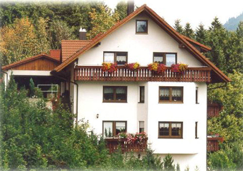 Haus Panoramablick - Seitenansicht