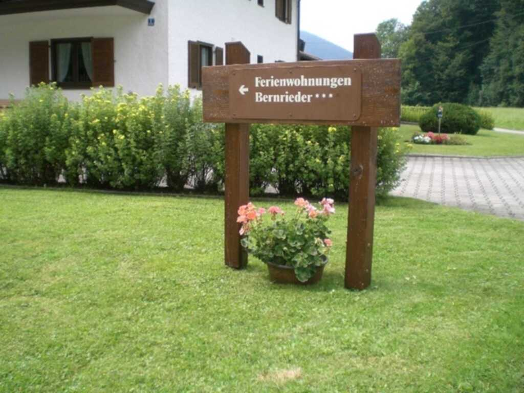 Ferienwohnungen Rosmarie Bernrieder, Ferienwohnung