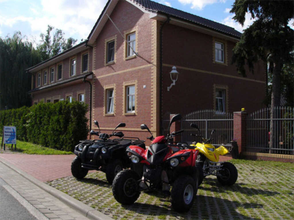 Ferienanlage am Havelkanal BRA 030, BRA 031 - Haus