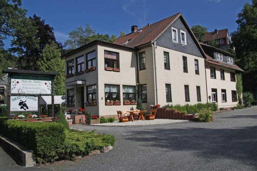 Ferienwohnung Stern - Pension Haus Hirschfelder, F