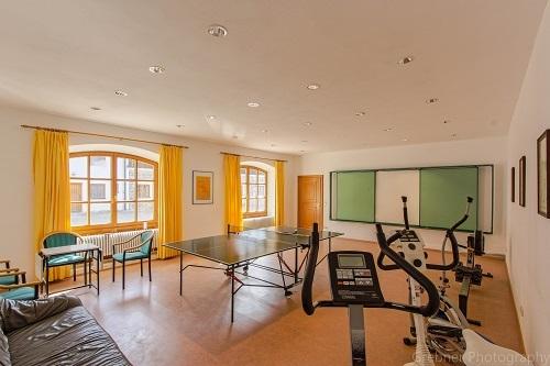 Fitness- und Seminarraum