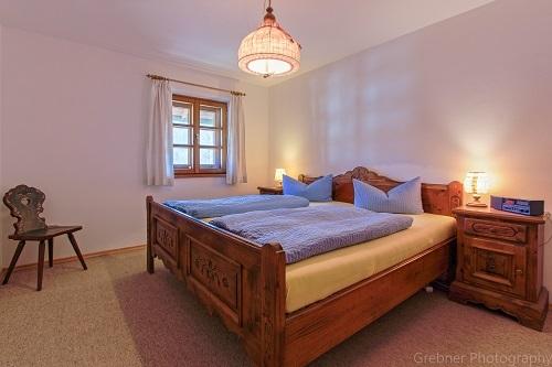 Schlafzimmer Wohnung Nr.3
