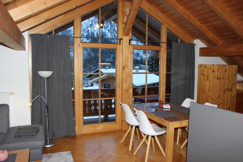 Haus Emslander Ferienwohnungen, Appartement Seeber