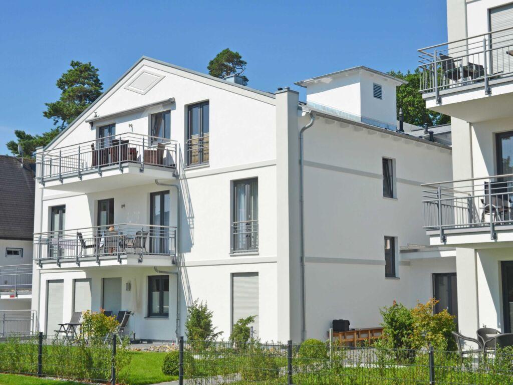 Residenz Margarete F596 Penthouse 2.7 mit 2 Balkon