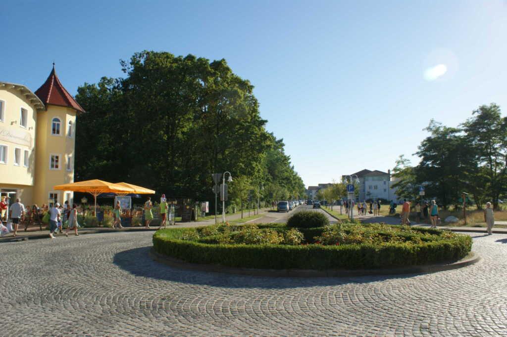 Ferienwohnung Hafenidyll 07 mit Hafenblick, Ferien