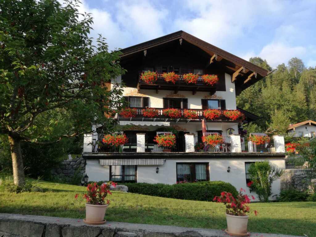 Haus Lohmann Ferienwohnungen, Ferienwohnung rot (o