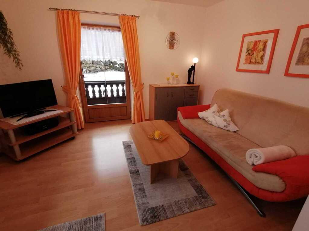 Haus Lohmann Ferienwohnungen, Ferienwohnung gelb (