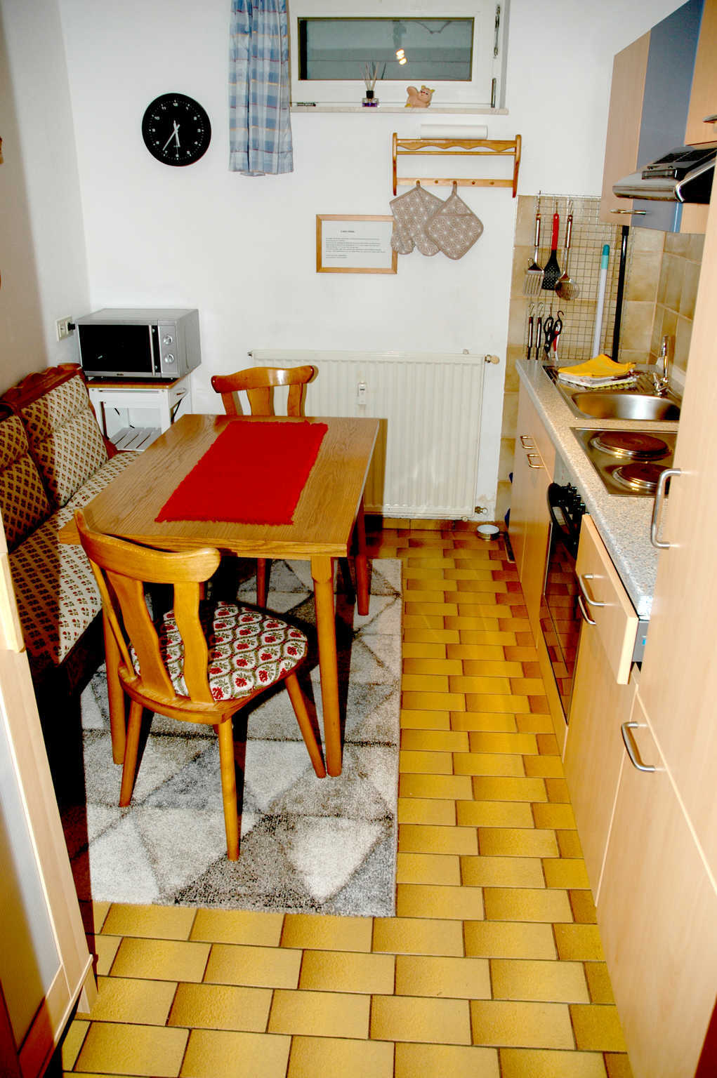 Haus Waldeck, FEWO