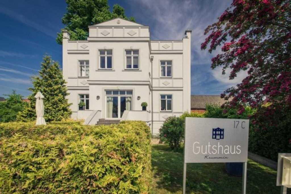 Gutshaus Krummin, 5. Stilvolles Appartement 'Bromb