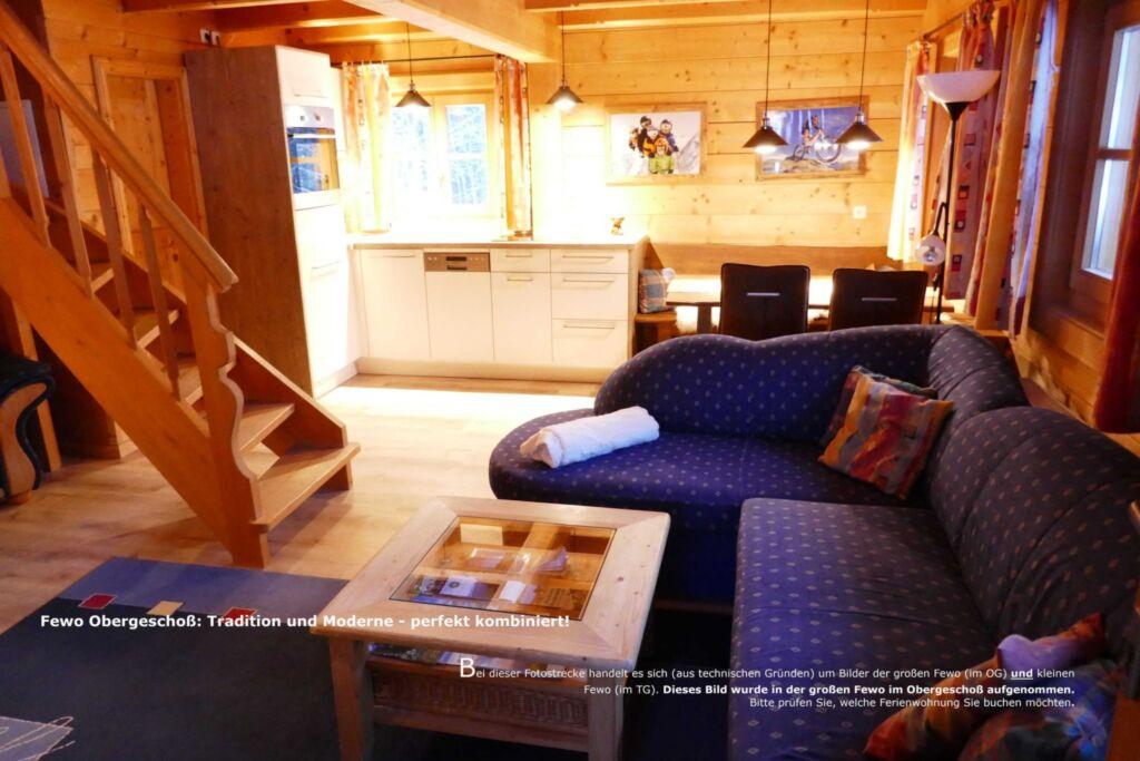Gästehaus Ankelspitz, Ferienwohnung im Souterrain